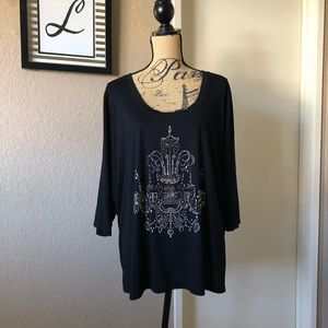 Lane Chandelier Blouse
